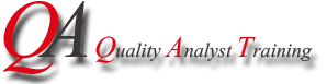 Quality Analyst Training Logo